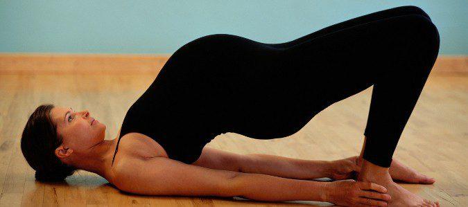 Algunos tipos de yoga pueden ser practicados durante el embarazo