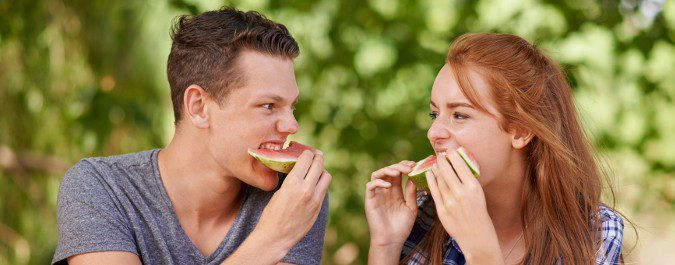 La sandía contiene glutatión, antioxidante y protector del sistema inmunológico