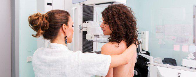 Las mamografías nos ayudarán a detectar con tiempo un tumor en el pecho