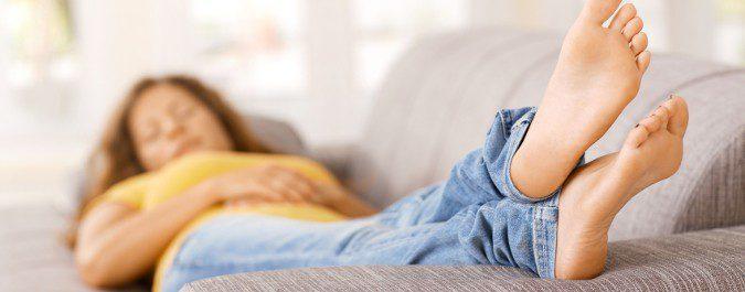 La vida sedentaria es un factor que favorece la menopausia precoz