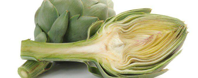 La alcachofa favorece la digestión de las grasas
