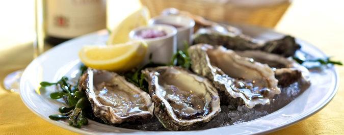 Las ostras son un clásico afrodisíaco