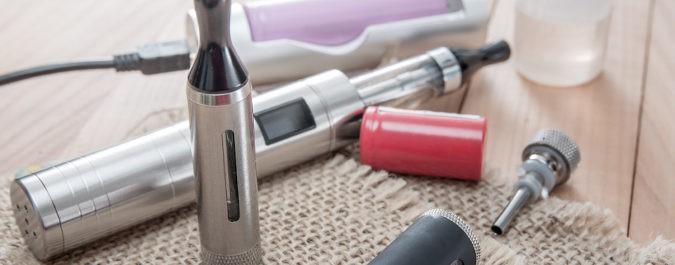 El cigarrillo electrónico tiene una gran variedad de recambios con aromas y sabores