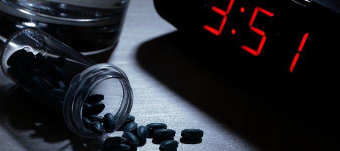 Las pastillas para dormir pueden provocar dependencia