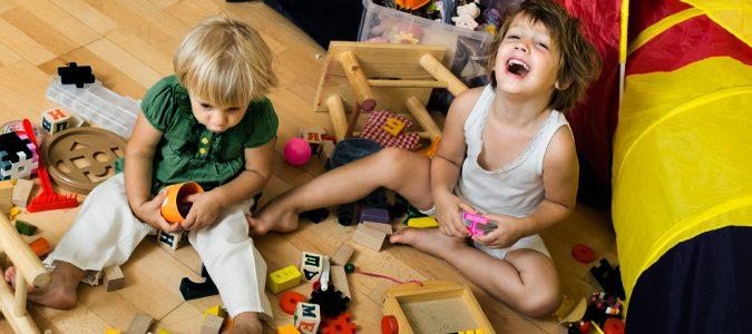 Mantener los juguetes de los más pequeños de la casa limpios nos ayudará a evitar infecciones.