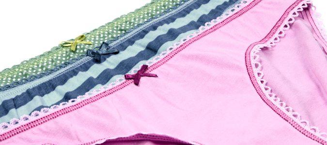 Usar ropa interior de algodón, evitará posibles alergias y favorecerá la transpiración