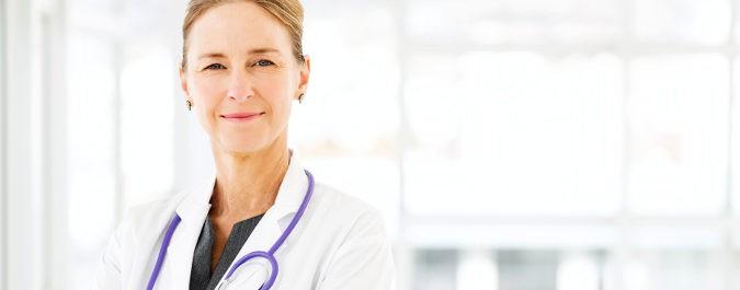 Mujer médico