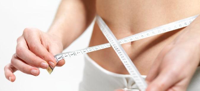 Medir el abdomen