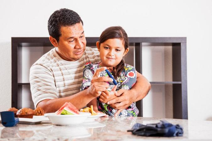La diabetes puede aparecer a cualquier edad, no sólo en personas mayores