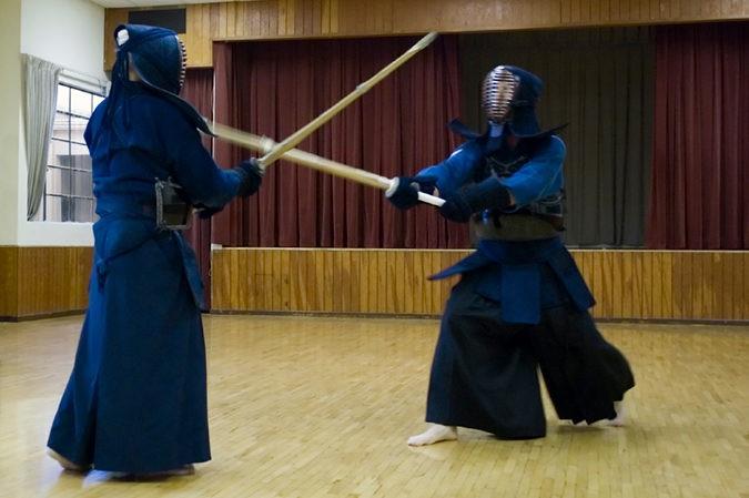 Lucha de kendo