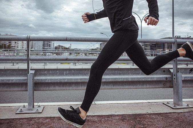 Correr es una manera excelente de eliminar tensiones