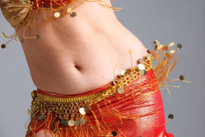 La danza del vientre se recomienda para el tratamiendo de varias disfunciones sexuales
