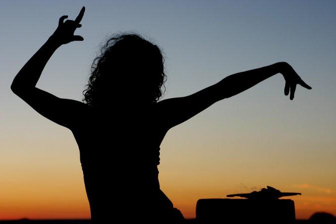La danza del vientre también ayuda a expresar emociones