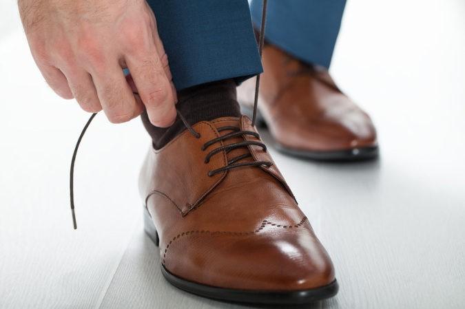 La piel es muy ergonómica, pero algunos zapatos de este material son demasiados rígidos