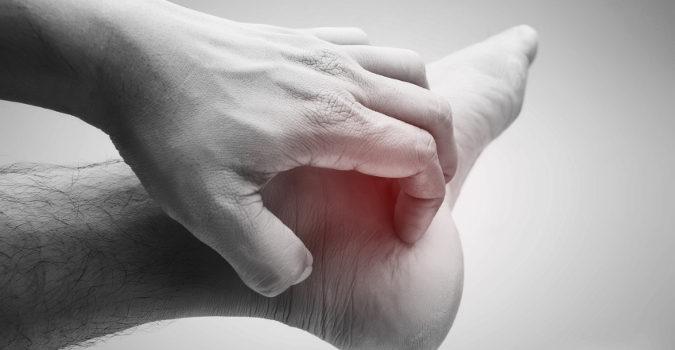 Los picores en los pies son síntoma de hongos