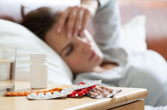 Los síntomas de la gripe española son muy parecidos a los de la gripe común
