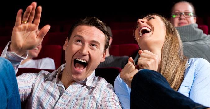 Con la risa ejercitamos más de 400 músculos del cuerpo