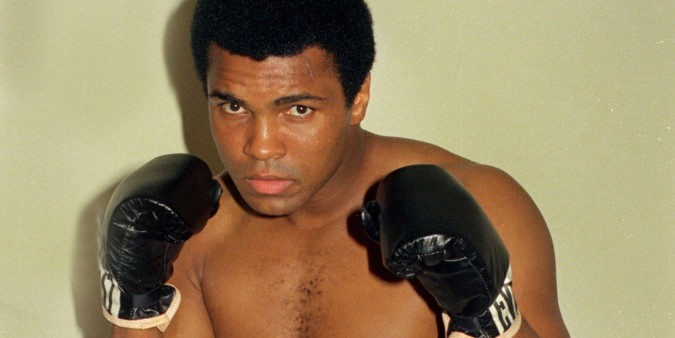 Muhammad Ali es uno de los defensores de la lucha contra el Parkinson más famosos en la actualidad