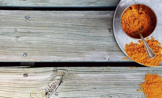 La cúrcuma es un excelente antioxidante natural