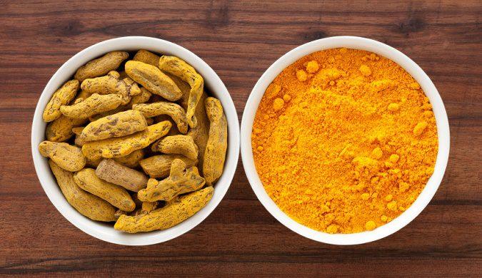 Utiliza la cúrcuma en tus comidas para reducir el riesgo de tener problemas de corazón