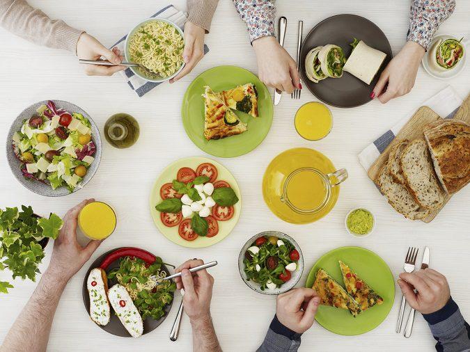 Si eres vegetariano también tienes una infinidad de posibilidades para tomar platos deliciosos y muy nutritivos