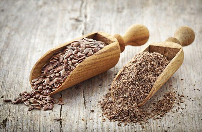 Las semillas de lino son muy beneficiosas para la salud