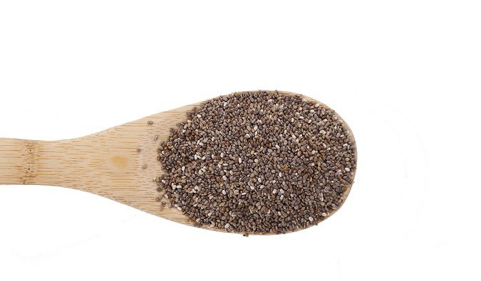 No dudes en incluir las semillas de chía en tu dieta