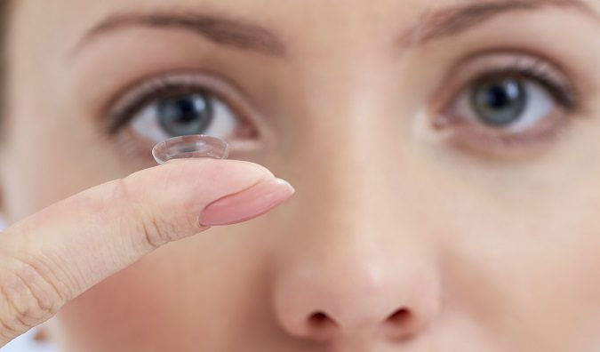 Son muchas las ventajas que existen con el uso de las lentillas