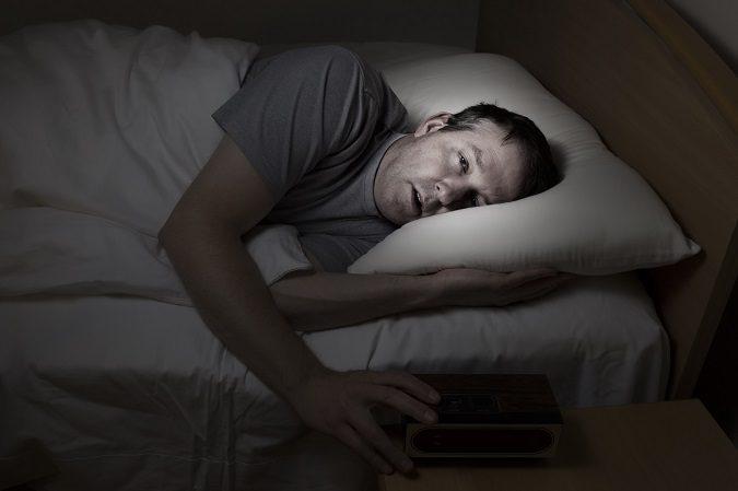 En la parálisis del sueño se paraliza el cuerpo pero la mente se despierta