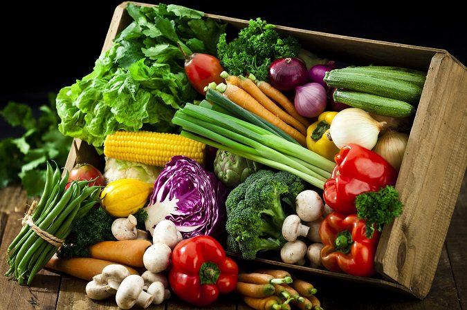 Las verduras y hortalizas son saludables pero algunas no se pueden comer crudas