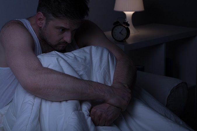 Un terror nocturno puede hacer que las personas se pongan en peligro a ellas mismas o a los demás