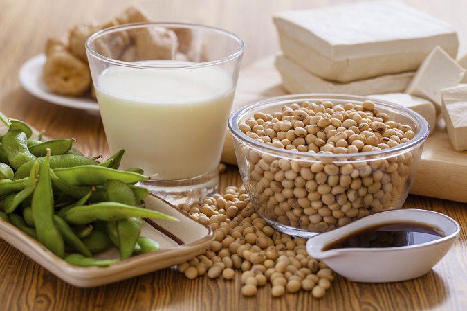 La soja es una legumbre pero se consume su semilla