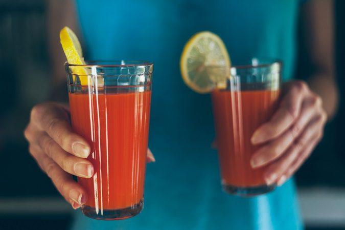 Si quieres tomar zumos buenos para tu salud, deberán ser zumos naturales