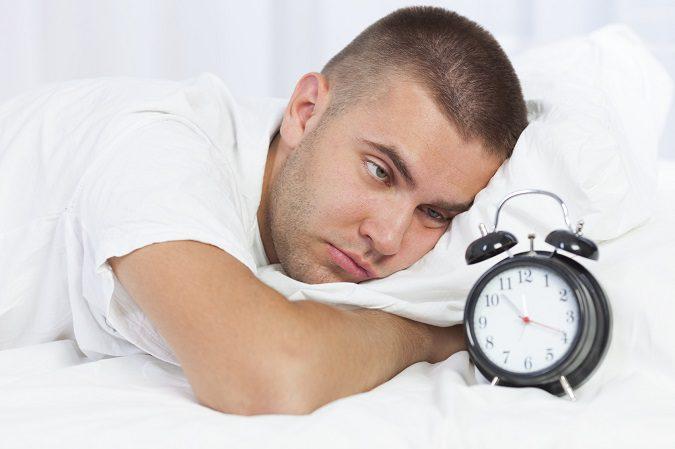 Si te cuesta mucho dormir busca ayuda de un profesional para que te oriente