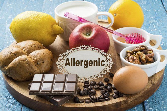 Las alergias alimentarias son bastante comunes en nuestra sociedad