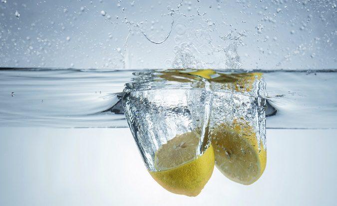 El limón tiene un efecto diurético