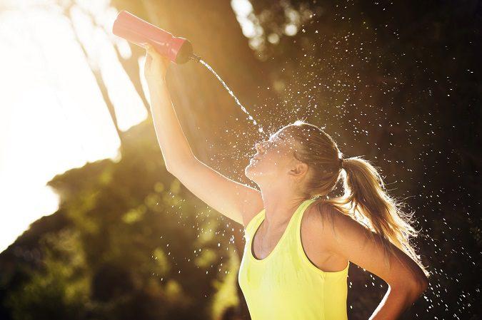 Los golpes de calor o las insolaciones son peligrosas para la salud