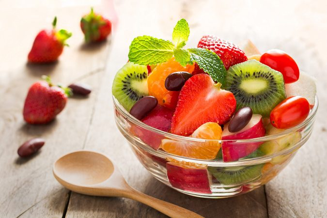 Las frutas no pueden faltar en tu dieta diaria