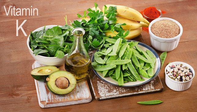 Es muy importante que el cuerpo reciba vitamina K de forma diaria