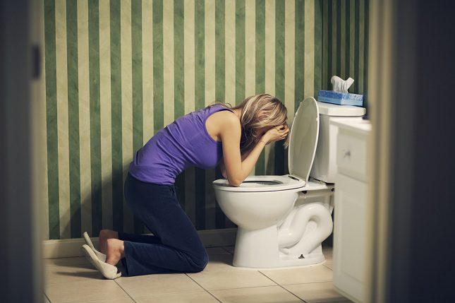 Las ganas de vomitar pueden venir causadas por diversos factores
