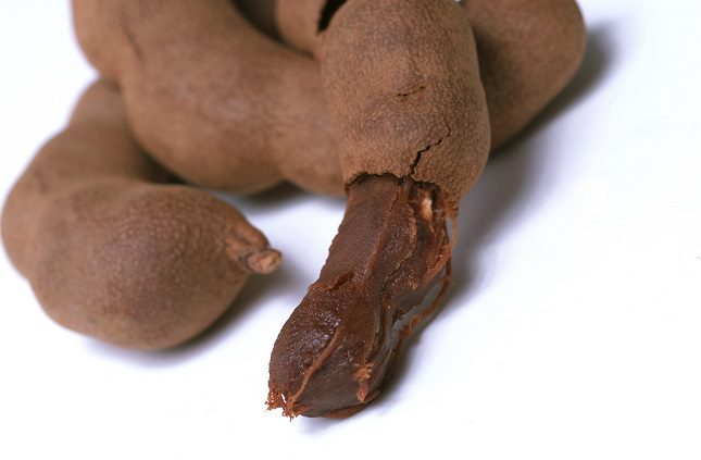 La pulpa del tamarindo se usa a menudo como mermelada o sírope