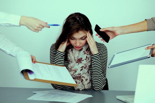 El estrés forma parte de la sociedad actual