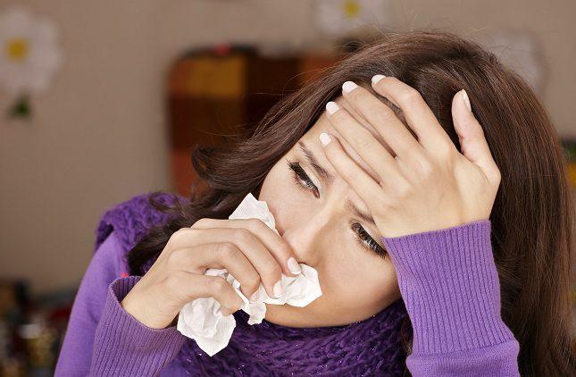 La duración de la enfermedad del beso es más larga que la gripe