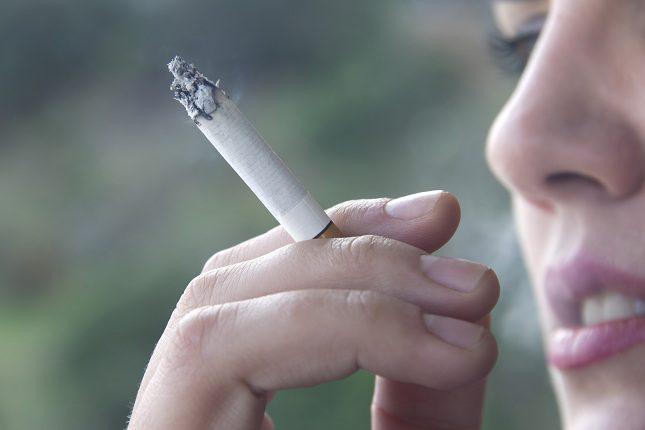 El cáncer es la enfermedad más común de fumar tabaco