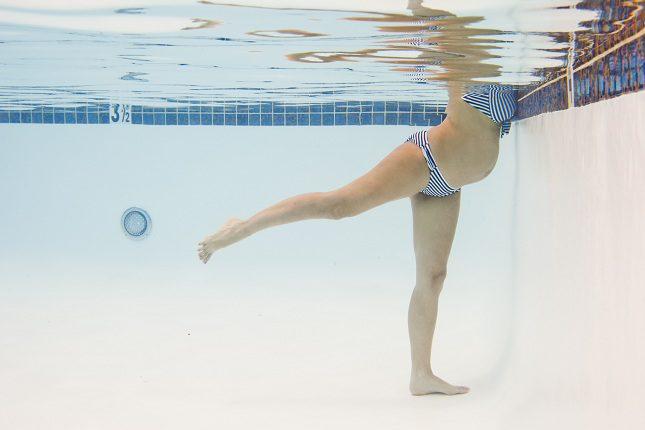 Se trata de un ejercicio físico con escaso riesgo de lesión
