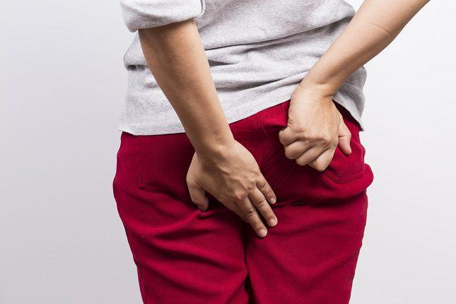 Las hemorroides externas pueden deberse al estreñimiento