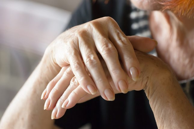 Los problemas circulatorios también suponen una causa de dedos fríos
