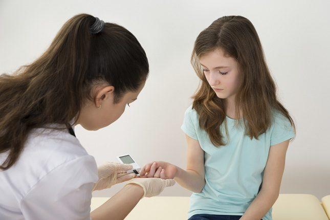 Hoy en día se puede convivir con normalidad con la diabetes infantil
