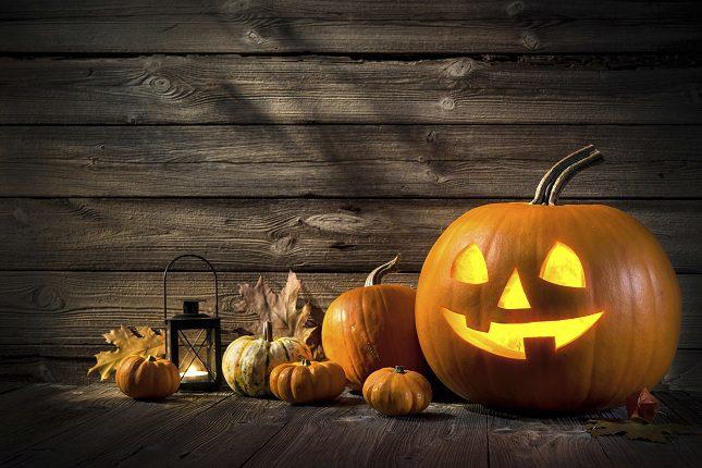 La fiesta de Halloween es una de las más populares de este país