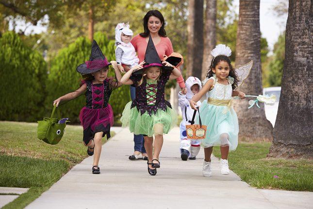 Para disfrutar de la noche de Halloween es bueno controlarse